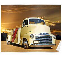 1953 Chevrolet 5700 COE I Poster