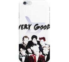 [K-POP DESIGNS] VERY GOOD - BLOCK B  iPhone Case/Skin