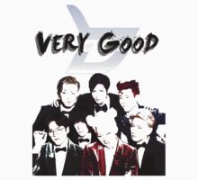 [K-POP DESIGNS] VERY GOOD - BLOCK B  by MLNINJA94