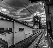 Takadanobaba Tracks by Brendan Arthur Ring