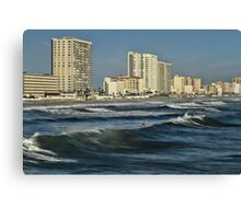 Oceanside Canvas Print