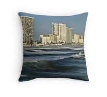 Oceanside Throw Pillow