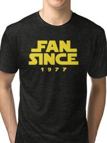 Fan Since Tri-blend T-Shirt