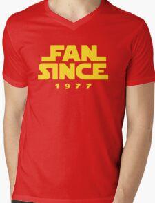 Fan Since Mens V-Neck T-Shirt