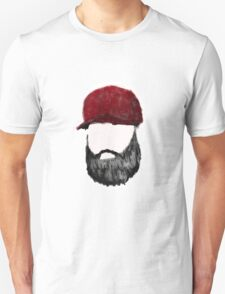 Fill in the Beards Unisex T-Shirt