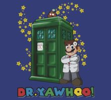 Dr. Ya-Whoooo! (Pipe Green) by KaisCanvas