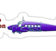 Avro Anson T20 Sticker