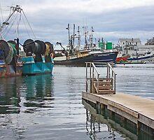 Gloucester Harbor #2 by Jack Ryan