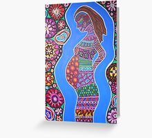 A New Life Within Greeting Card