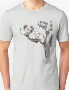 tree in mist T-Shirt