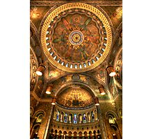Above the Altar Photographic Print