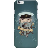 SeaWolf iPhone Case/Skin