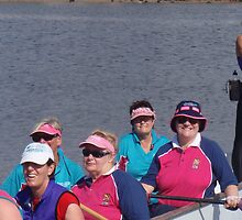 Dragonboating Hats by KazM