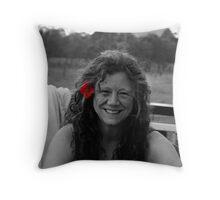 My Jules Throw Pillow