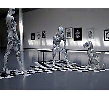 Cybernetic Dreams Photographic Print