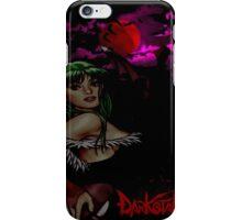 Morrigan of the Darkstalkers iPhone Case/Skin
