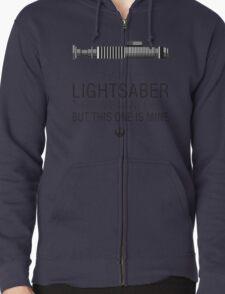 Jedi Full Metal Jacket Mashup Zipped Hoodie