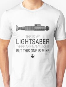 Jedi Full Metal Jacket Mashup Unisex T-Shirt