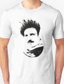 Postmodern Tesla Black T-Shirt