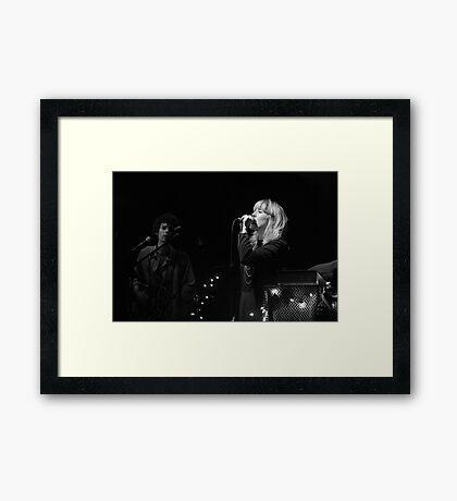 The Altered Hours Framed Print