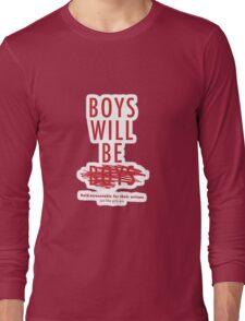 Feminist Equality Merch Long Sleeve T-Shirt