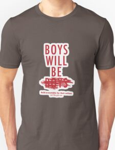 Feminist Equality Merch Unisex T-Shirt