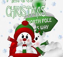 Christmas Fun by LoneAngel