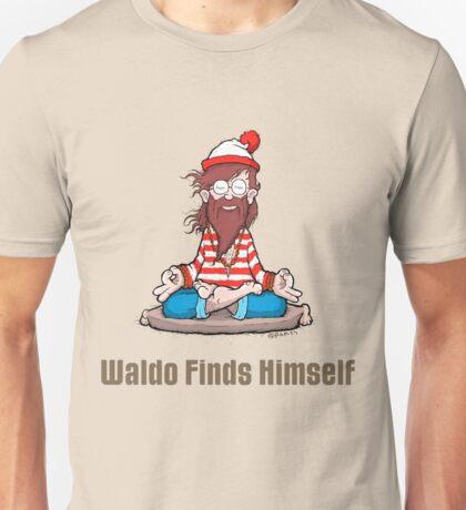Waldo Finds Himself T-Shirt Unisex T-Shirt
