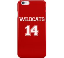 WILDCATS TROY BOLTON HIGH SCHOOL MUSICAL iPhone Case/Skin