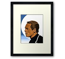 The Free Man Framed Print