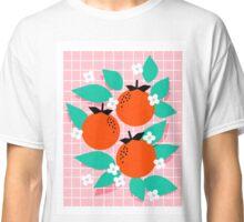 Bodacious - modern abstract minimal 1980s throwback memphis design trendy palm springs art Classic T-Shirt