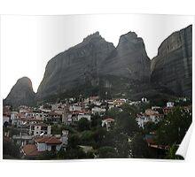 Meteora In Greece 7 Poster