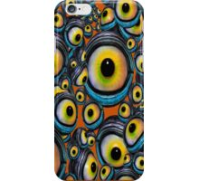 Halloween Eyeballs .. iphone case iPhone Case/Skin