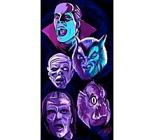 The Monster Squad Photographic Print