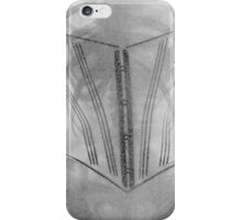 19th Century X-ray of a corset iPhone Case/Skin