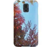 Saratoga in Fall I Samsung Galaxy Case/Skin