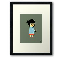 Anna Framed Print