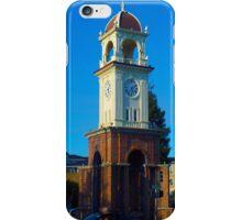 Santa Cruz Clock Tower iPhone Case/Skin