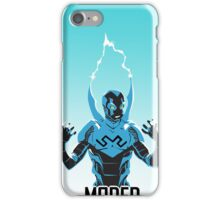Blue Beetle - Moded iPhone Case/Skin