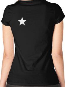 Joestar Birthmark - White Women's Fitted Scoop T-Shirt