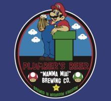 Plumber's Beer by kingUgo