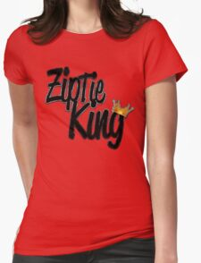 Zip Tie King Womens Fitted T-Shirt