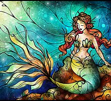 The Serene Siren by Mandie Manzano