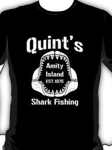 Quint's Shark Fishing T-Shirt