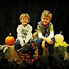 Happy Halloween by Kristen O'Brian