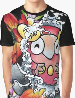 Darumaka - Pokemon tattoo art Graphic T-Shirt