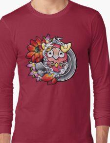 Darumaka - Pokemon tattoo art Long Sleeve T-Shirt