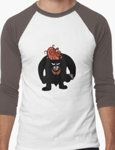 Moster Men's Baseball ¾ T-Shirt