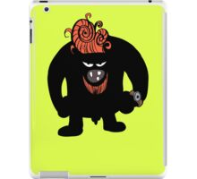 Moster iPad Case/Skin