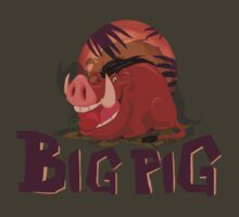 Big Pig by GroovyGecko